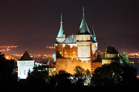 Slovensko: 3 denní pobyt pro DVA v termálech Bojnice v hotelu Regia*** s polopenzí.
